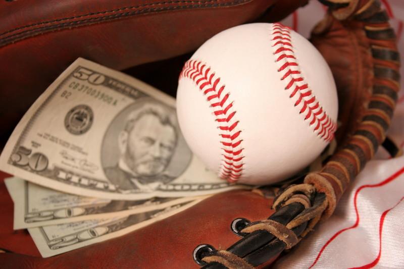 野球で利益